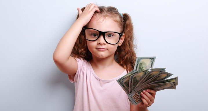 How I talk to my kids about money
