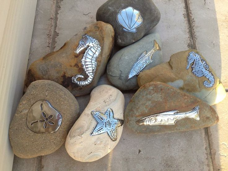beach pewter on the rocks (facebook.com/ThePewterRoom)