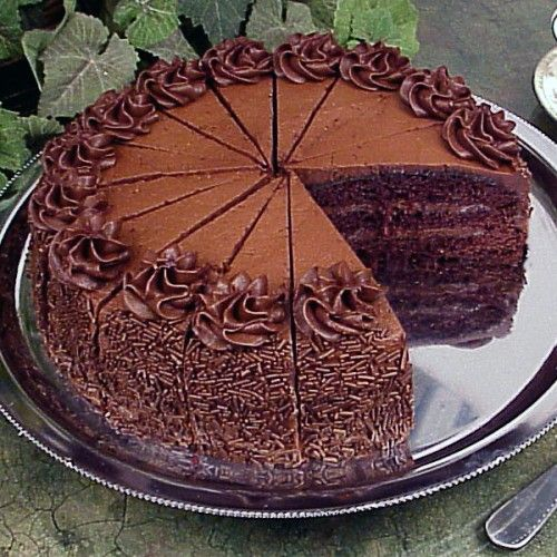 image layer cakes | Home / Triple Chocolate Layer Cake - 10 inch