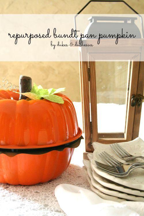 Pumpkin blacksburg Pan sunglasses Bundt Dukes Duchesses Repurposed and