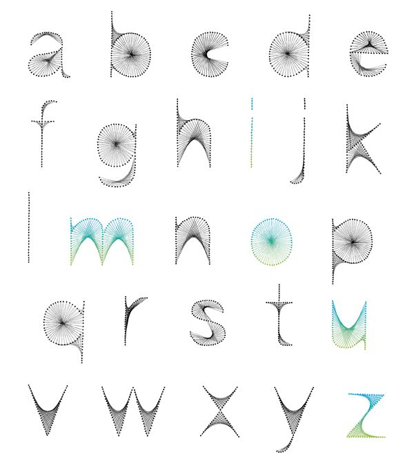 Zim & Zou type, I want to put this font on a wall saying something it's so cool!