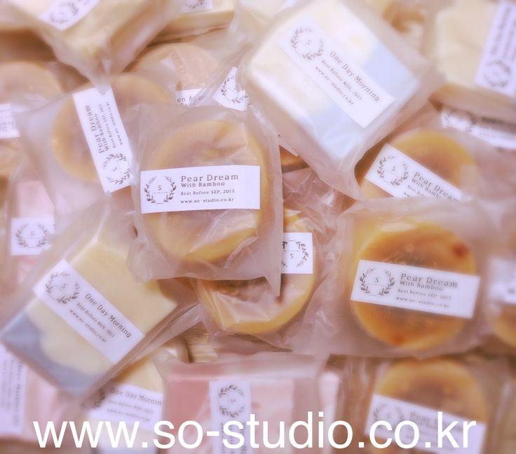 oriental handmade soap!! it's ORGANIC!!