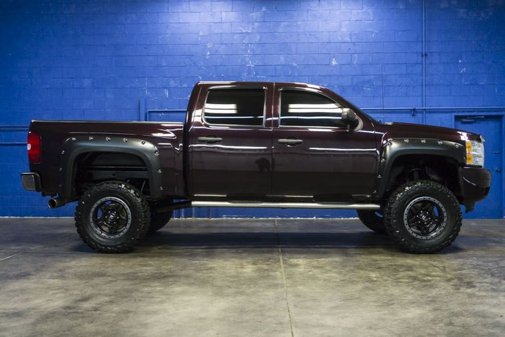 Custom Lifted 2008 Chevrolet Silverado 1500 4x4 Truck For Sale At Northwest Motorsport