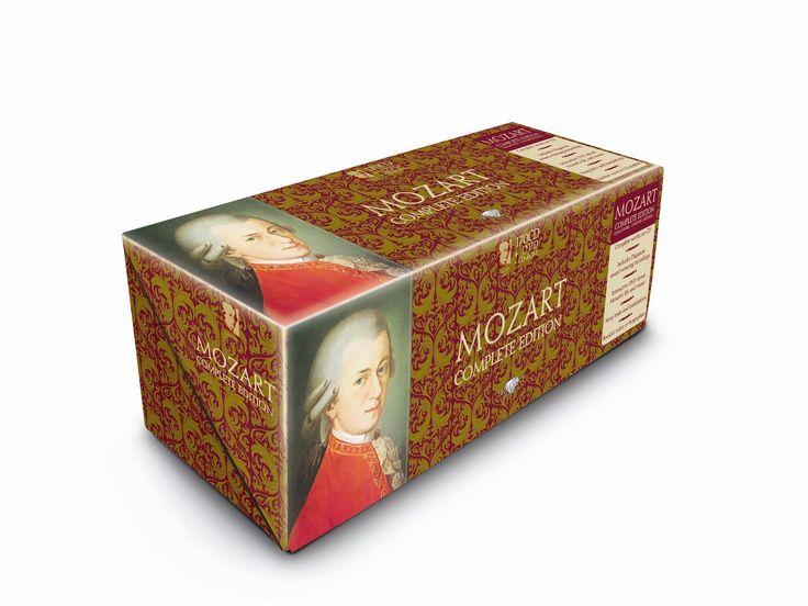 Mozart: Complete Works (170 CD Box Set)