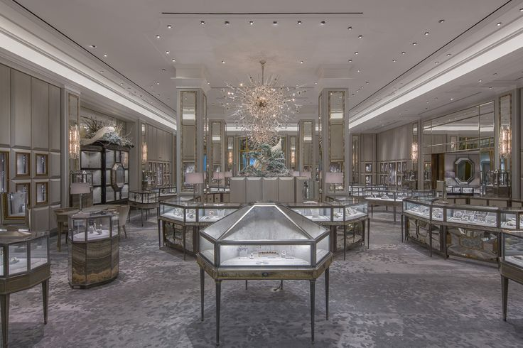 Bergdorf goodman 39 s heavenly new jewelry salon is open - Bergdorf goodman salon ...