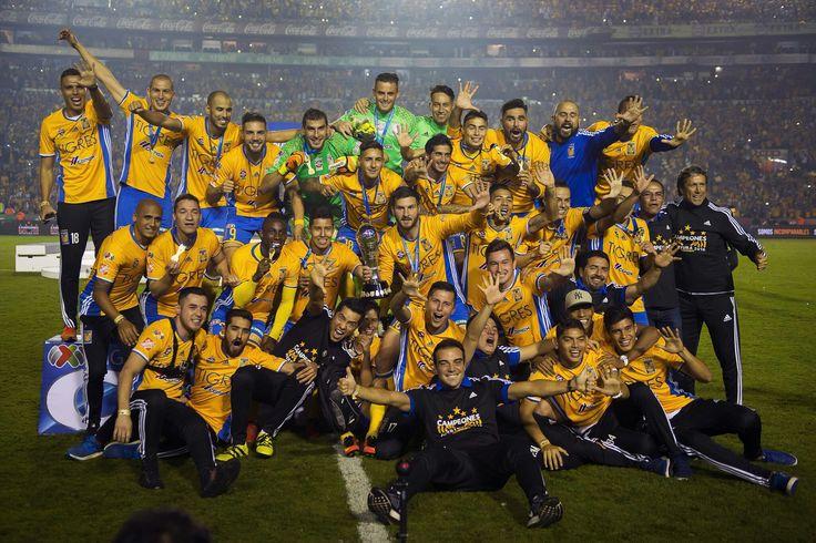 Tigres de la UANL Campeon de la Liga MX