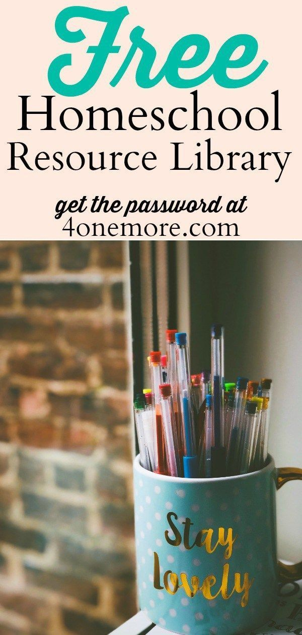 photo about Library Story Password titled Library homeschool encouragement Homeschool math