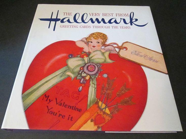 Hallmark Book Best From Hallmark Greeting Cards Through the Years Ellen Stern