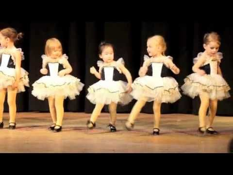 When I Grow Up Toddler Tap Dance - YouTube