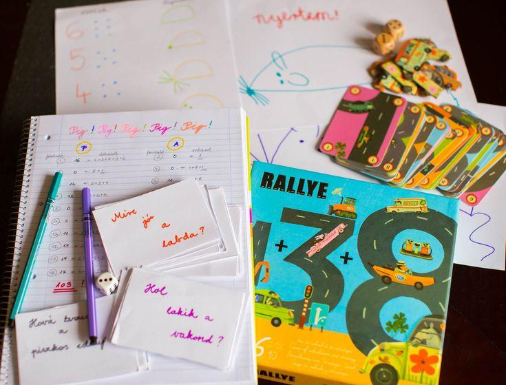A mai bejegyzésben főként minimál költségvetésű társasok szerepelnek, amik nemcsak nagyon szórakoztatóak, de játék közben trükkösen ügyesen lehet gyakorolni az írást, olvasást és a matematikai alapműveleteket is.  Az alábbi játékokban egy közös vonás van: kereteik rugalmasak, a közönség igényeihez igazíthatók.  #gyakorlas #matek #iras #Rallye #kocka #tarsasjatek #gyermekjatek