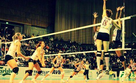 voleibol remate