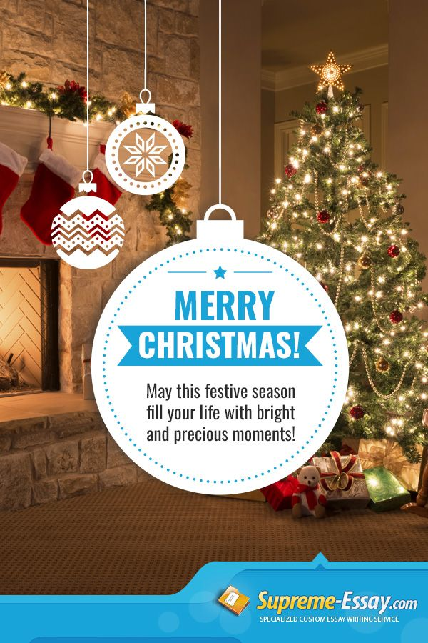 Merry Christmas! May this festive season fill your life with