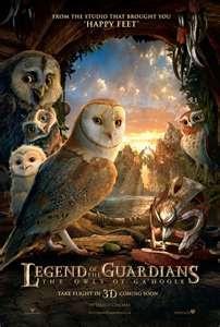 Legend of the Guardians: Film, Legends, Guardians, Movies, Movie Poster, Favorite Movie, Owls