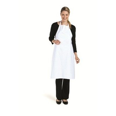 Promotional Bib Style Apron Min 25  #Apron #PromotionalProducts - 65/35 Poly Cotton, One Size Fits All, Herringbone Adjustable Same Fabric Strap, Twill Fabric.  http://www.promosxchange.com.au/promotional-style-apron/p-5226.html