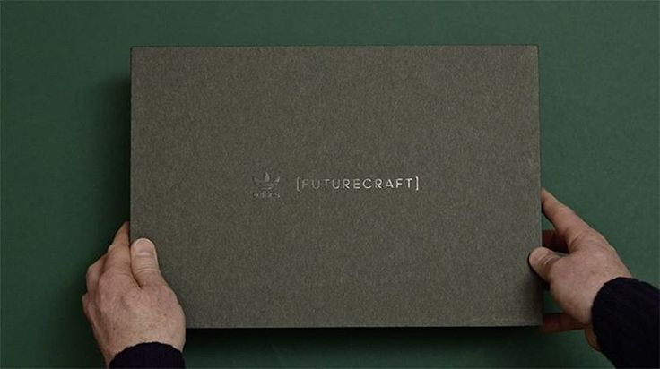 More from the Showreel: Packaging Nirvana for @adidas Futurecraft, a beautifully crafted shoe required a highly precise and intriguing shoe box.
