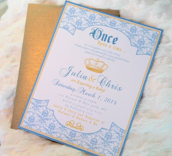 65 best images about navy blue gold babyshower on pinterest | baby, Baby shower invitations