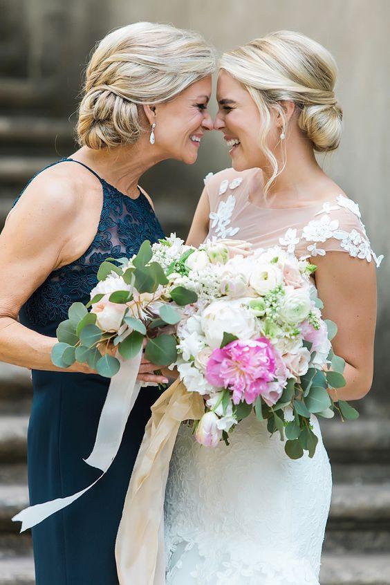 9 incríveis penteados para mães de noivas - Salve a Noiva