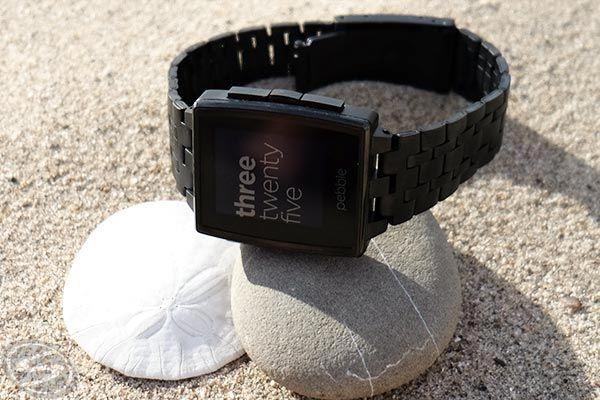Pebble Steel Smartwatch Unboxing