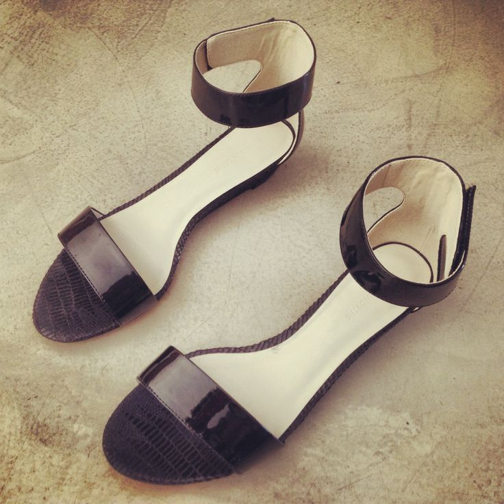 My new sandals from Woolworths (South Africa)
