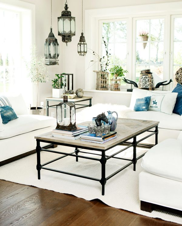Home Decor Inspiration :: Elements of a New England Home