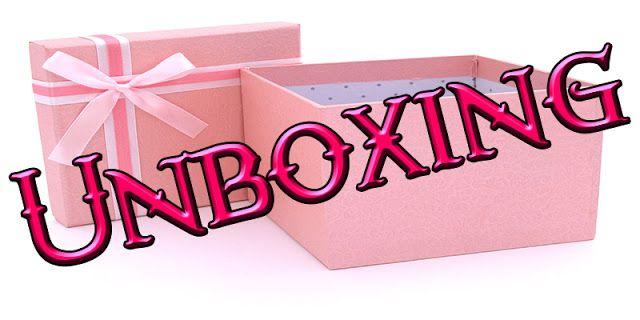 Zápisník spisovatelky: Unboxing #6 + Výhra v Giveaway!