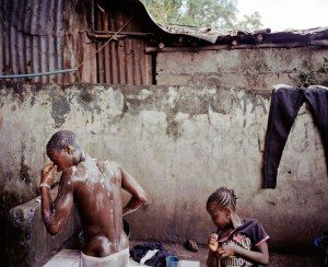 Mustafah Abdulaziz - Freetown, Kroo Bay slum, Sierra Leone, November 2012.