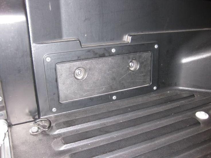 Bed Storage Locks - Full DIY Write Up - Tacoma World Forums