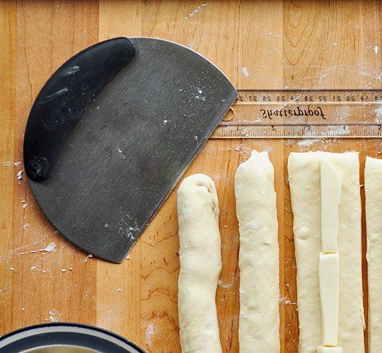 My Essential Baking Tool: OXO Good Grips Pastry Scraper — Essential Kitchen Tools