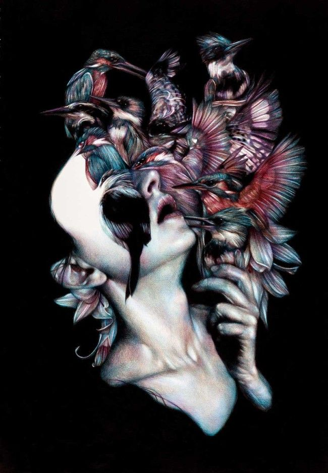 A arte delicada de Marco Mazzoni