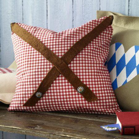 Oktoberfest-deko basteln
