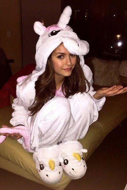 Nina Dobrev Instagram February 26, 2015 | Star Style - Celebrity Fashion