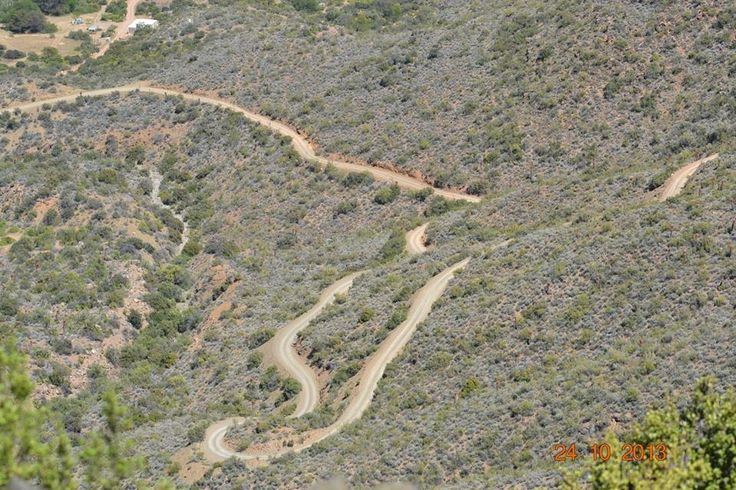 The road to Gamkaskloof