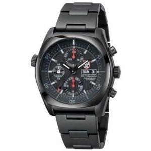 Luminox Unisex SR-71 Blackbird 9082.BO Black Stainless-Steel Automatic Watch with Black Dial.  List Price: $2,500.00  Savings: $675.00 (27%)