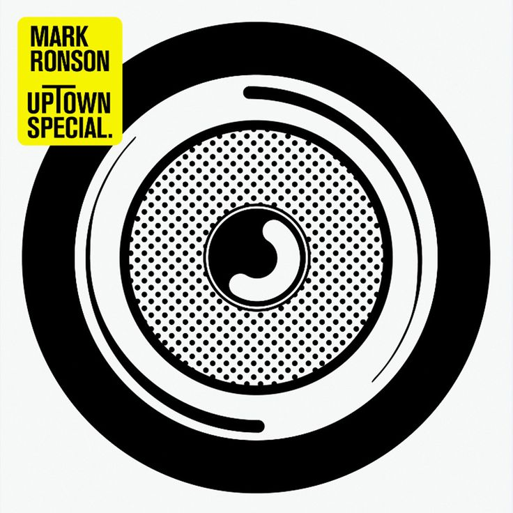Mark Ronson - Uptown Special LP