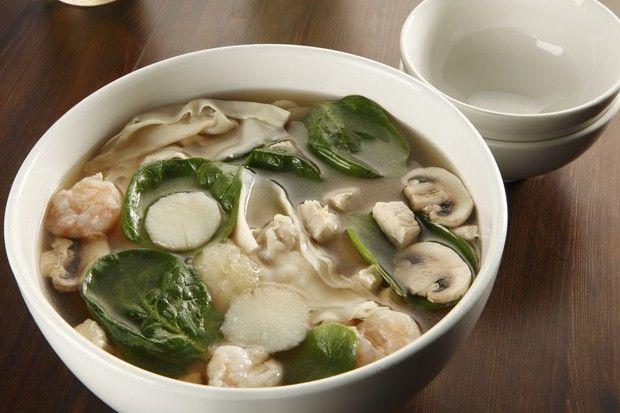 Conhece o Wonton? Aprenda sopa asiática - Casa Vogue | Receita