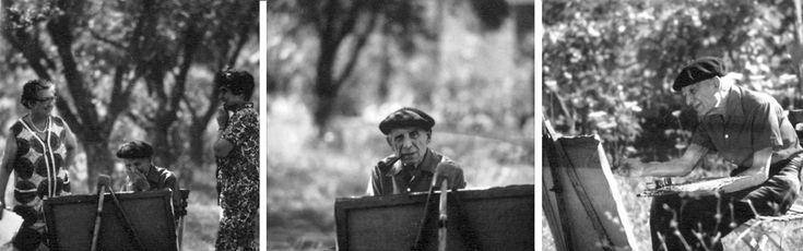 Dobos Gábor, Czóbel Béla, 1970-es évek