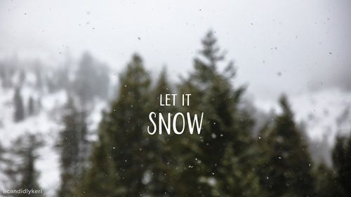 let it snow desktop Winter wallpaper desktop, Cute