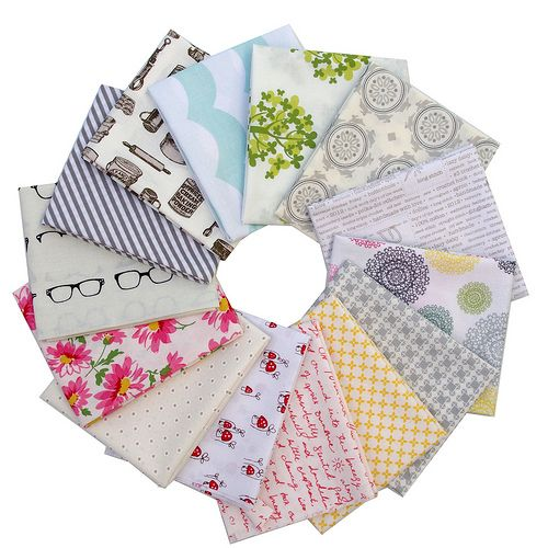 Red Pepper Quilts: Inside Voices III ~ A Low Volume Fabric Bundle