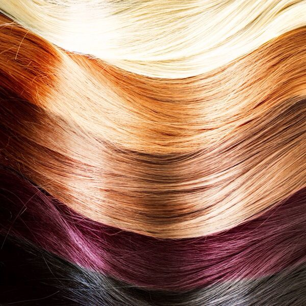 The more classy hair colours!