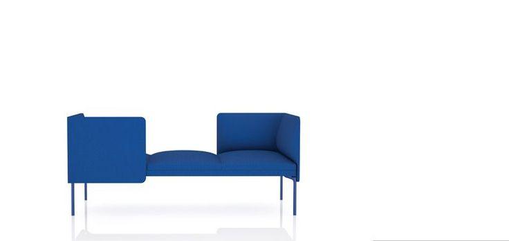SENSO sofasystem er tegnet av designduoen Andersen & Voll. Et modulbasert sofasystem som er fleksibelt, møbleringsvennlig og appellerer til uformelle møter mellom mennesker. Senso sofasystem tar hensyn til de akustiske utfordringer man ofte har i kontormiljøer. Modulsystemet skiller seg ut ved at det er svært plasseffektivt og har et stort antall moduler som gir muligheter for kreative løsninger. Sittehøyden på modulene gjør at man ivaretar krav til universell utforming.