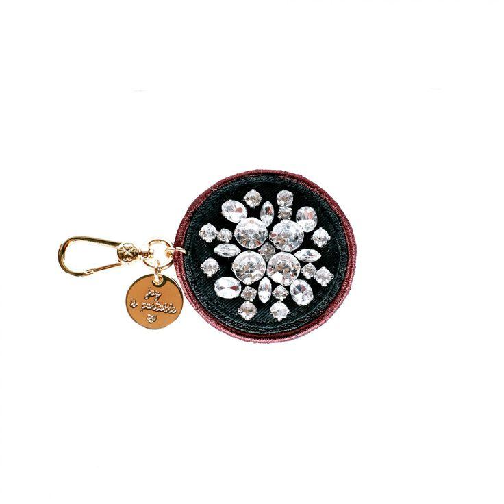 Le porte-clé «Croqueuse de diamants» de Maison Gaja