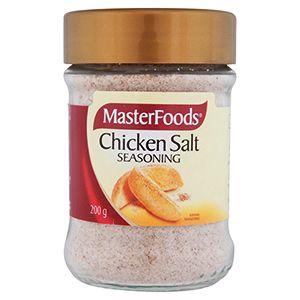 Seasoning Chicken Salt – MasterFoods 200 g | Shop Australia