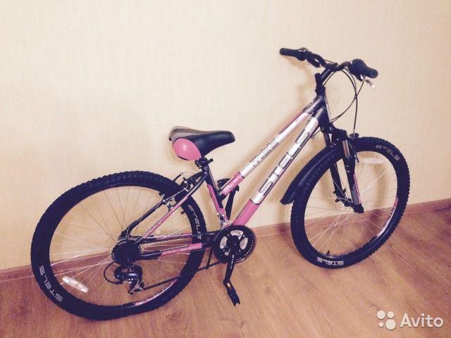 Женский велосипед Stels miss 6000