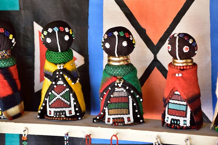Crafts at Ndebele Village, Mpumalanga, South Africa | by South African Tourism