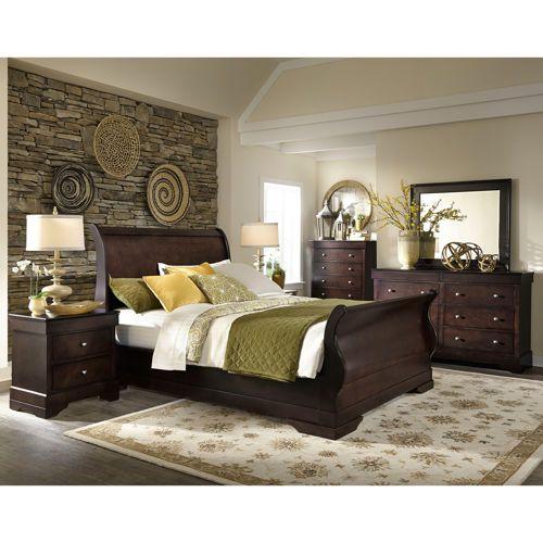 Palisades 6-piece Queen Bedroom Set