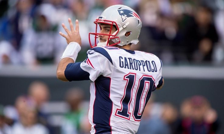 Patriots playing it smart with Jimmy Garoppolo The New England Patriots don't have to trade Jimmy Garoppolo and they will not unless they are bowled over by a phone call from Cleveland or another franchise, offering up the kitchen sink and, perhaps, the stove and microwave along with it. Nothing has…..