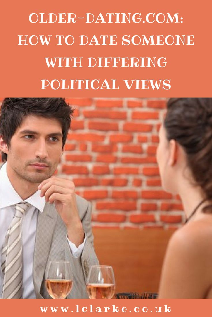 Older-Dating.com: How to Date Someone With Differing Political Views #dating #datingtips