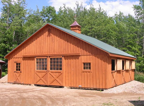 3370 best pole barn designs images on pinterest pole for Best horse barn plans