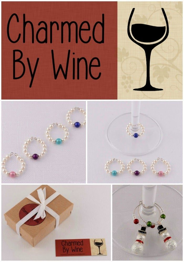 Charmed By Wine ~ Wine Charms ~ Review & Giveaway! #HolidayGiftGuide