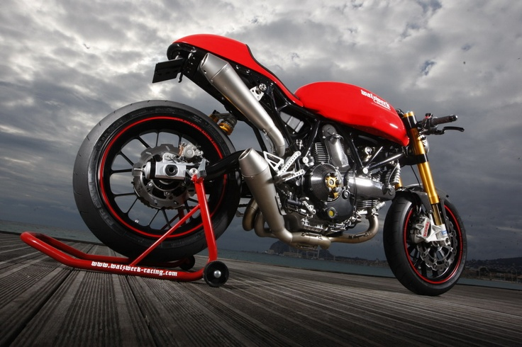 Walzwerk Ascari 1000CR - via il Ducatista